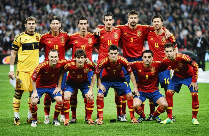FIFA World Cup 2018; Spain Full Schedule, Squad, Key Players and Tactics