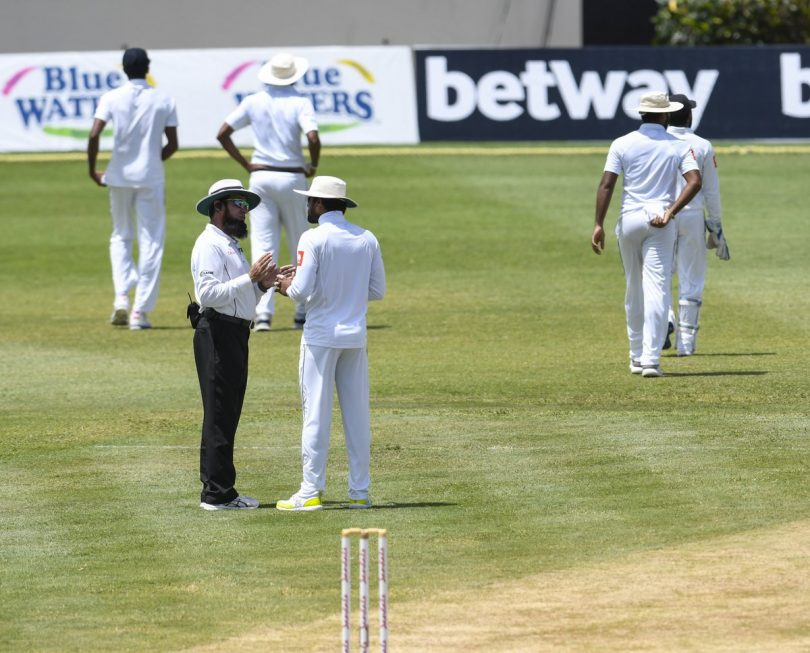 Sri Lanka Captain Dinesh Chandimal charged for changing the condition of ball