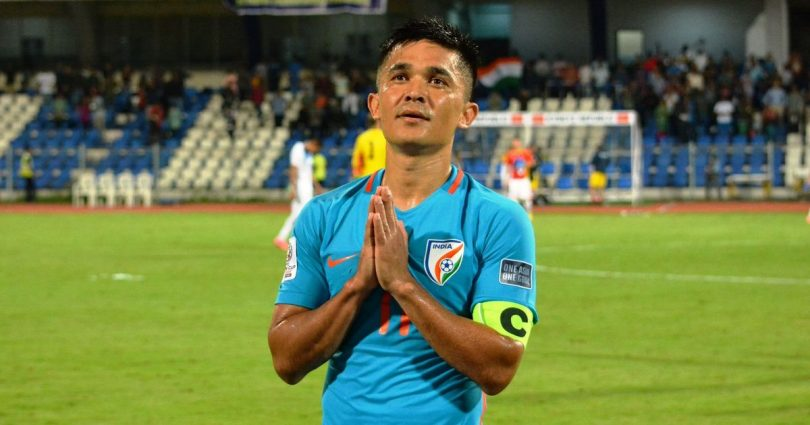 Intercontinental Cup 2018; Sunil Chhetri hits two goals as India beat Kenya 3-0