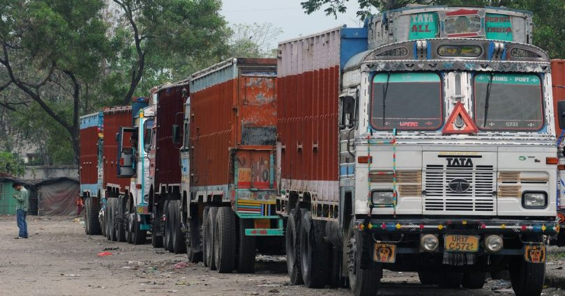 Indian Transporters strike begins from Today, could effect countrywide business