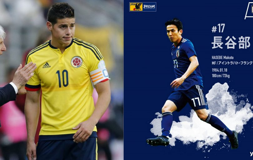 FIFA 2018 Match 15 – Columbia vs Japan Match Preview: Aztecs will battle it out with the Samurais