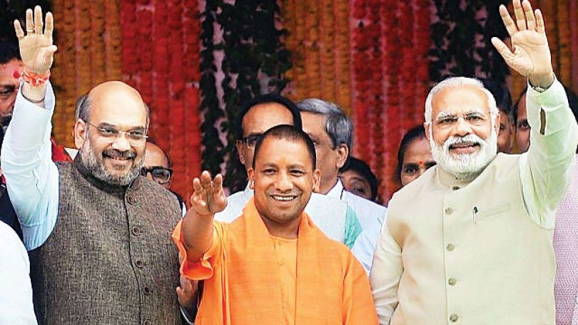 Uttar Pradesh CM Yogi Adityanath turn 46 today, PM Modi extends birthday wishes