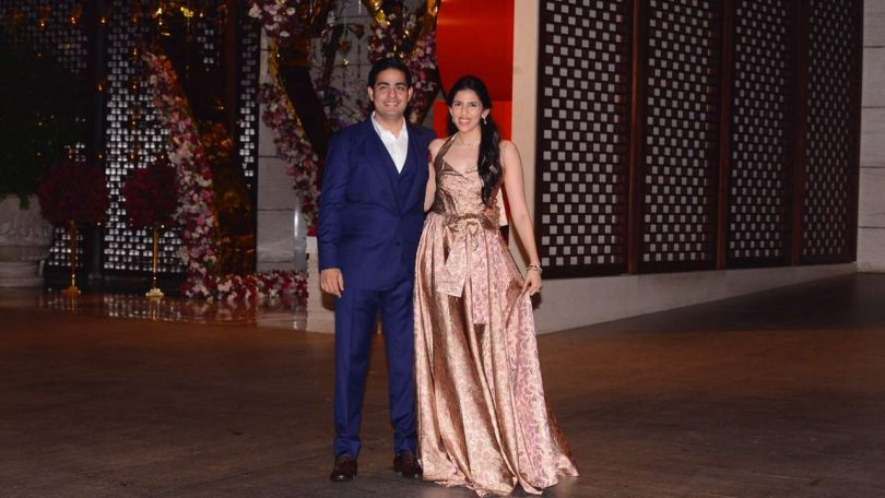 Top celebrities attend Akash Ambani's engagement celebrations