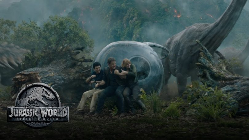 Jurassic World: The Fallen Kingdom movie review: There is a dinosaur in somebody's bedroom