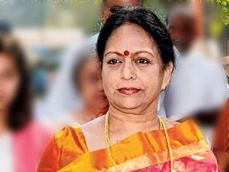 Saradha Ponzi scam: Enforcement Directorate summons Nalini Chidambaram in relation to the case