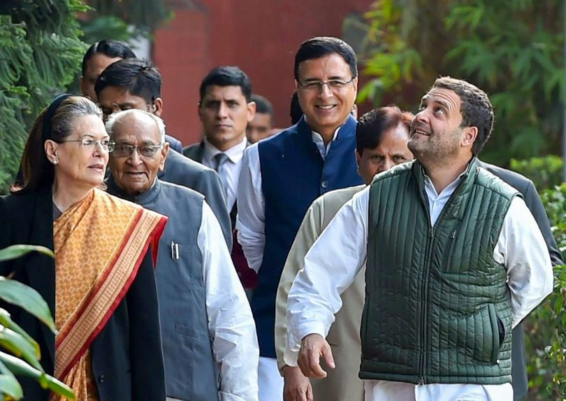 Congress may contest on 250 seats in Lok Sabha Elections, Sources says