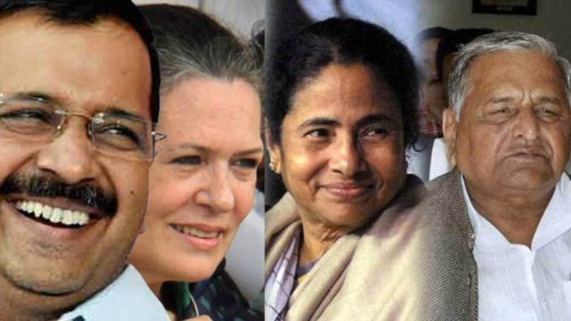 Can Mamata Banerjee bring AAP and Congress together before 2019 General Elections?