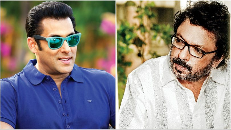 Salman Khan confirms a film with Sanjay Leela Bhansali