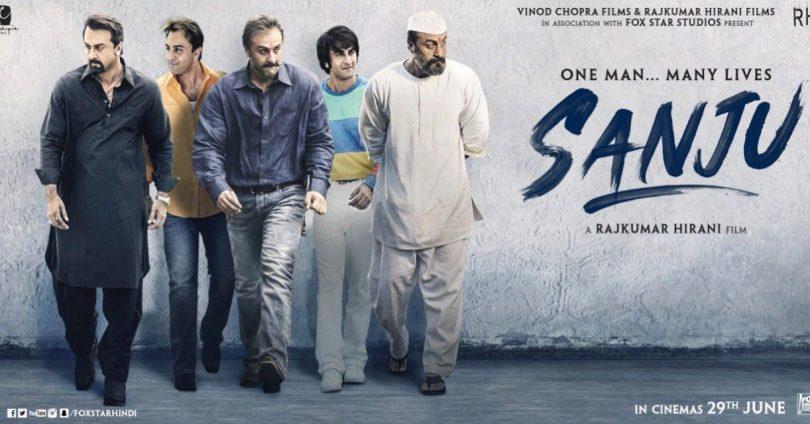 Ranbir Kapoor starrer 'Sanju' advance booking open already on a leading ticketing website