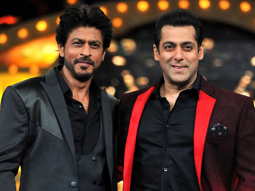Shahrukh and Salman Khan to come together in 'Zero' teaser on this day