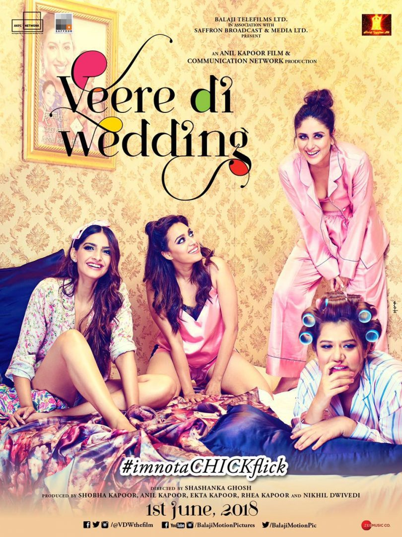 Veere Di Wedding box office collection: Kareena and Soan Kapoor passed the Monday litmus test on ticket window