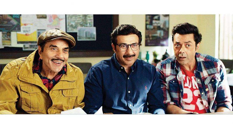 'Yamla Pagla Deewana Phir Se' teaser starring Dharmendra, Bobby and Sunny Deol is fun but repetitive