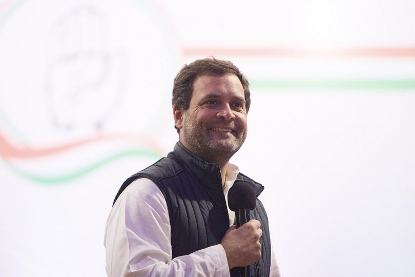 Rahul Gandhi writes letter to CBSE, seeking inquiry in NEET examinations data breach