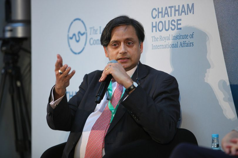 If BJP re-elected in 2019 elections, India Will Become Hindu Pakistan Shashi Tharoor Says