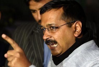 Delhi CM Kejriwal reach Rabea Public School, slammed Principal and management