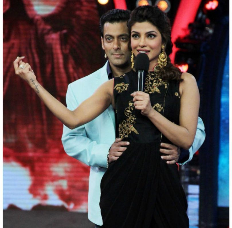 Priyanka Chopra leaves Salman Khan's Bharat, read more to know details