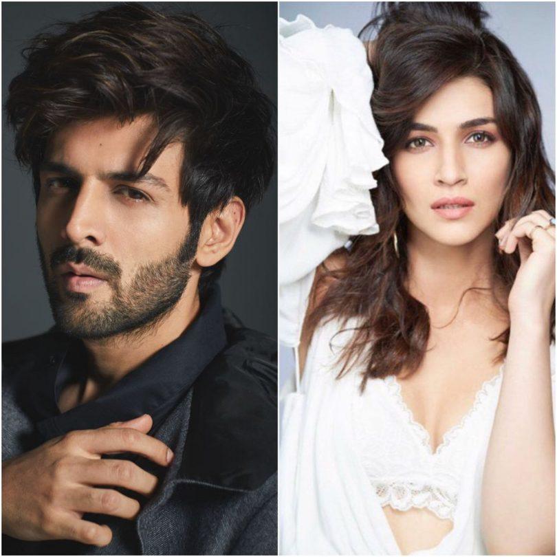 Kartik Aaryan and Kriti Sanon to star in love story, titled, Luka Chuppi
