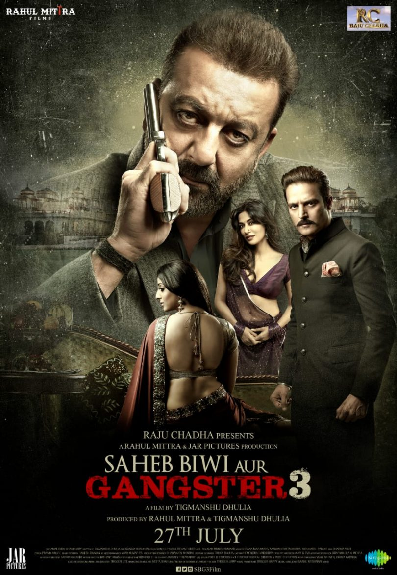 Saheb Biwi Aur Gangster 3 movie review: Same pensive sadness continues