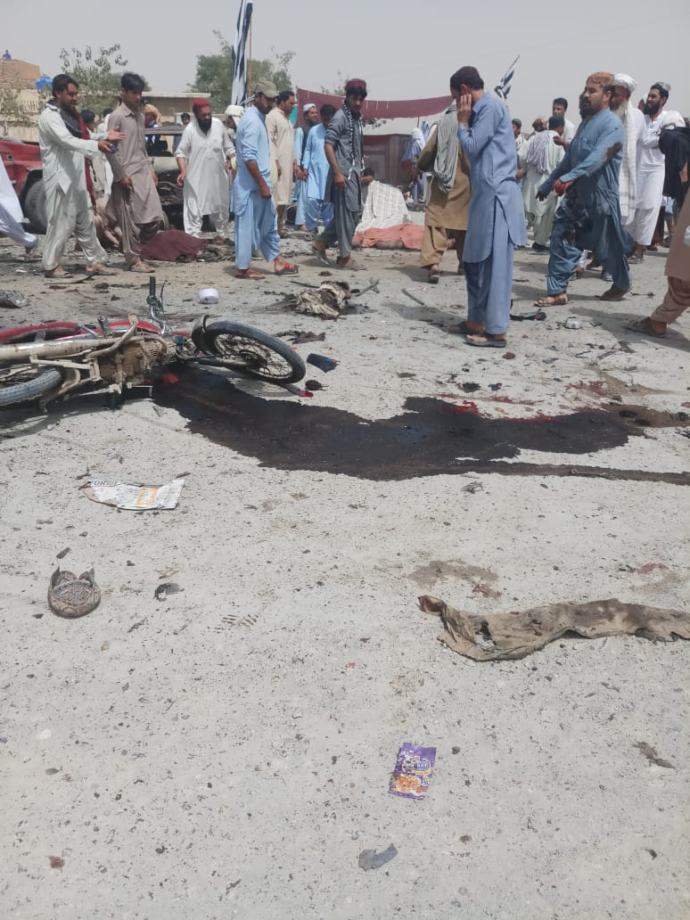 Pakistan General Elections 2018: As the country decides its leader, Suicide bombing in Balochistan, ISIS claims responsibility