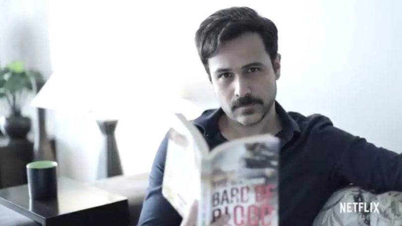 Emraan Hashmi to star in Netflix's Bard of Blood, to be produced by Shah Rukh Khan's Red Chillies Entertainment