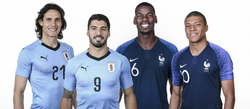 FIFA WC 2018: Uruguay vs France match Preview, Possible Line-Ups and Updates
