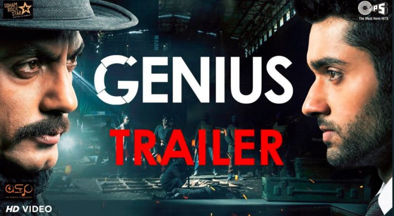 Genius Official trailer: Introducing Utkarsh Sharma and Ishita Chauhan