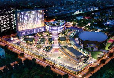 Ghaziabad development Authority sealed Habitat Center mall Indirapuram
