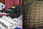 Income Tax raid in Tamilnadu and Lucknow; Black Money recovered
