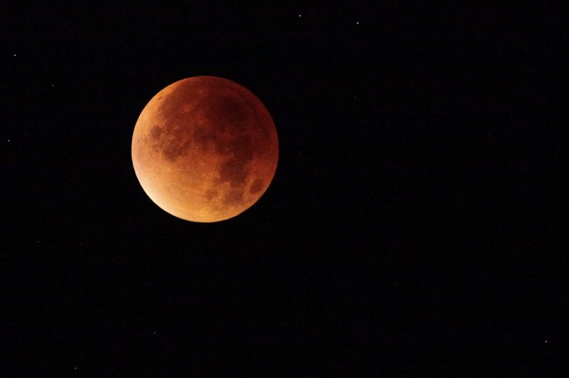 Total lunar eclipse on July 27 midnight