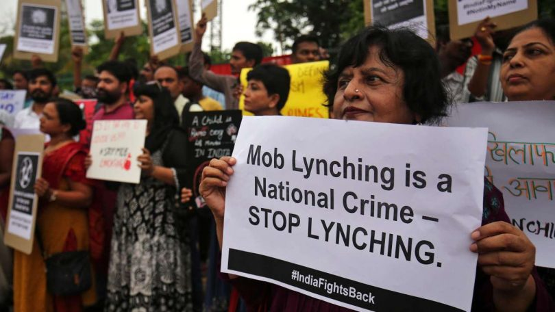 Mob Lynching in India; Trends on Google since 2015
