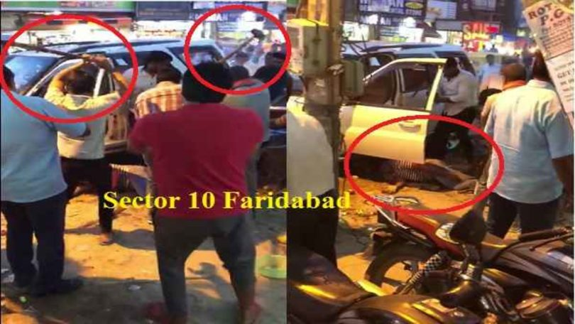 Faridabad Sector 7-10 Blood Violence; 30 Attackers will be arrested soon
