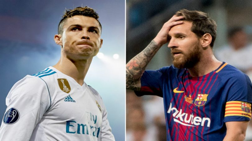 FIFA WC 2018; End of Lionel Messi and Christiano Ronaldo in World Cup