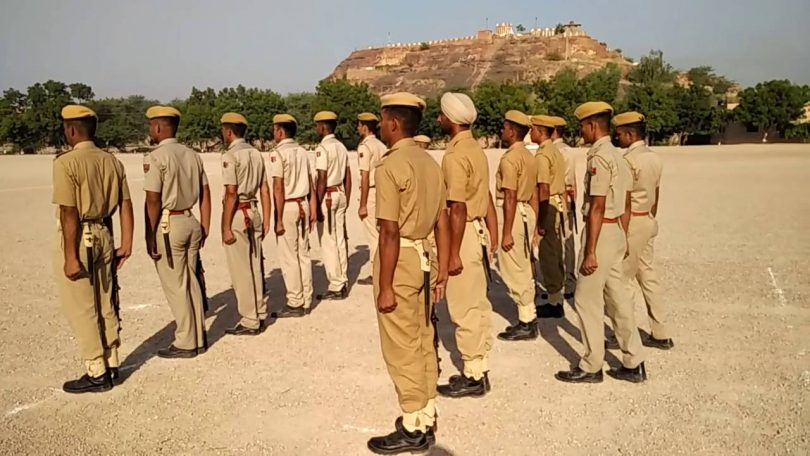Rajasthan Police Recruitment: Internet services will disrupted, Administration on high alert