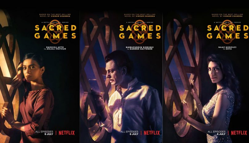 Rajiv Gandhi Controversy in Sacred games, next hearing on 19 July