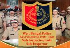 West Bengal SI Recruitment 2018 Admit Card announced at policewb.gov.in