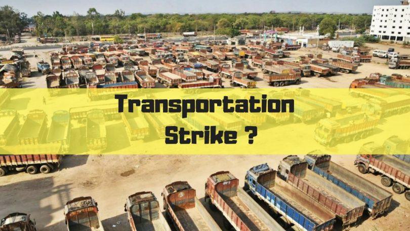 Transport truckers strike in Haryana and Chandigarh; Main reason and Demands