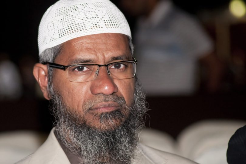 No confirmation from Malaysian Govt side about Zakir Naik Extradition