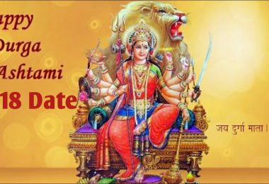 Masik Durgashtami 2018; Vrat, Pooja and Important Dates