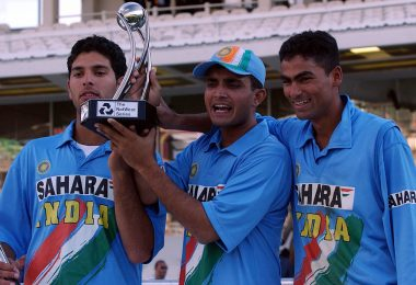 Mohammad Kaif retired from all formats of Cricket
