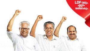 LDF in Kerala
