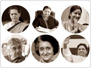 India Top Women Leaders