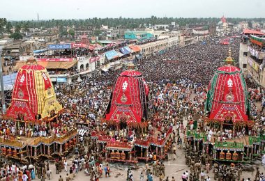 Jagannath Rath Yatra begins today, PM Modi and Amit Shah send greetings
