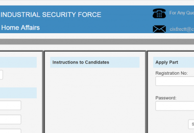 CISF Constable Fire  Admit Card 2018, check at cisfrectt.in