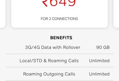 Get Airtel Postpaid recharge plans at just Rs. 75, more benefits are also here
