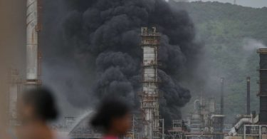 Massive Blast in BPCL Power Plant in Chembur at Mumbai