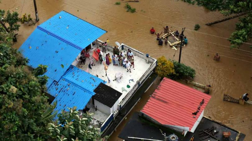 Kerala Floods 2018 – These states announces to give aids to Kerala