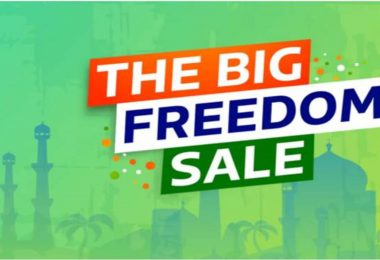Freedom Big Sale on Independence Day at Flipkart; Samsung Offers, Deals and Vouchers
