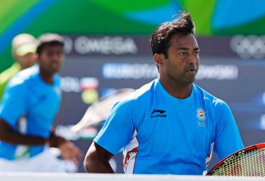 Breaking News: Leander paes pulls himself out from Asian Games