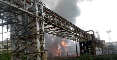 Who is responsible for Fire at BPCL plant in Chembur? 21 people injured