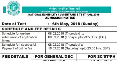 UPSC CAPF Recruitment exam 2018; Exam Dates and 10 Important points
